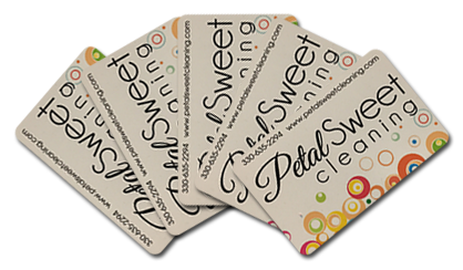 Petal Sweet Cleaning Services Logo