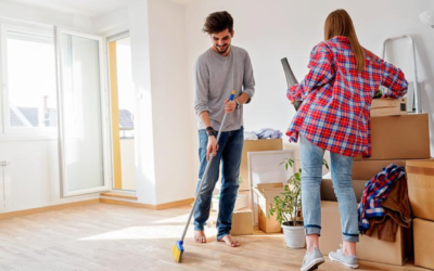 3 Tips for Cleaning Your Home When Preparing to Move