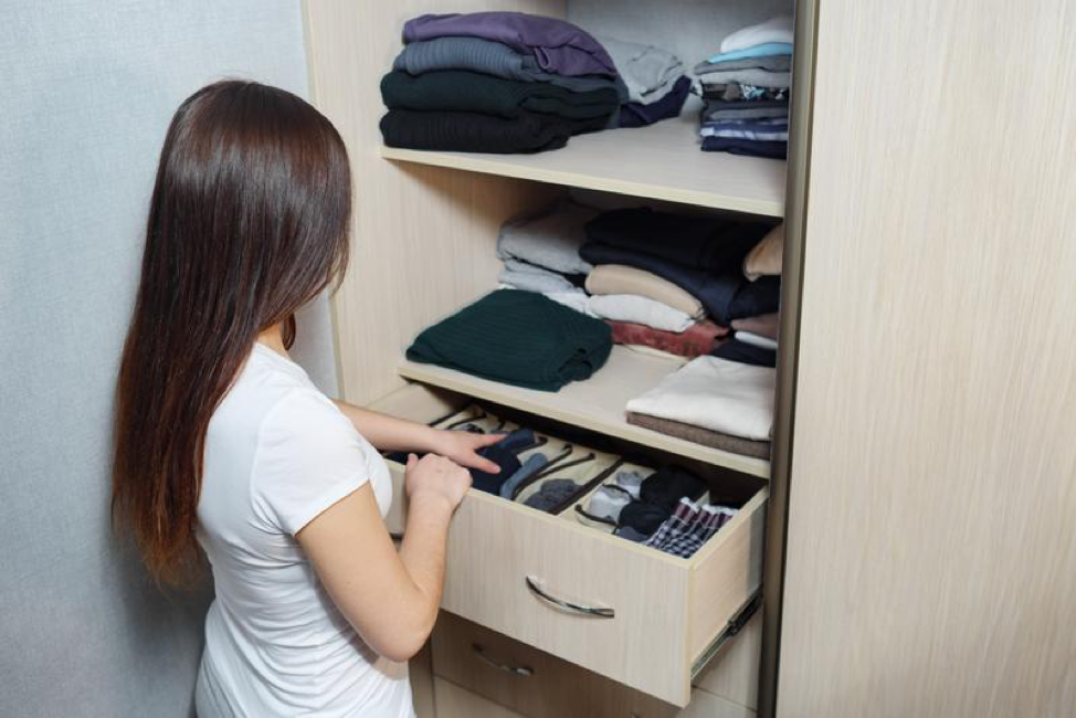Ways to Organize Your Disorganized Closet