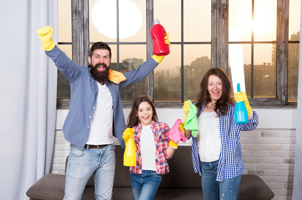 How Cleaning Your House Reduces Your Risk of Illness